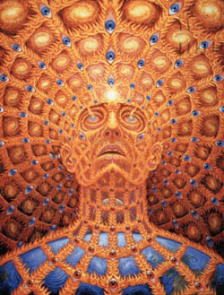 Alex Grey : Transfigurations
