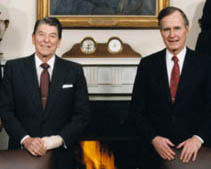 Reagan - Bush