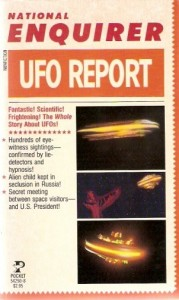 NATIONAL ENQUIRER UFO REPORT