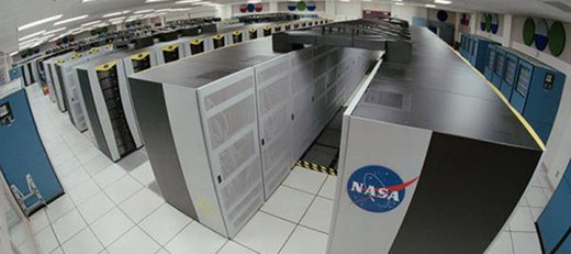 Salle IT Nasa
