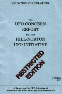 The UFO Concern Report