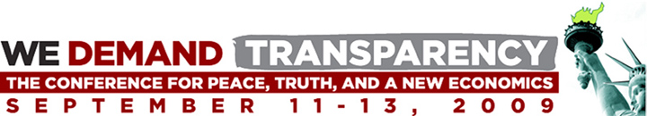 We Demand Transparency